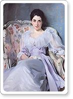 John S Sargent - Lady Agnew of Lochnaw